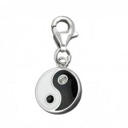 Anhänger Charm 12mm Yin...