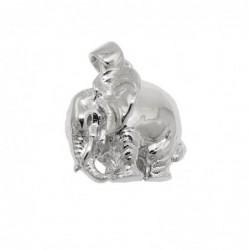 Anhänger 13x12mm Elefant...