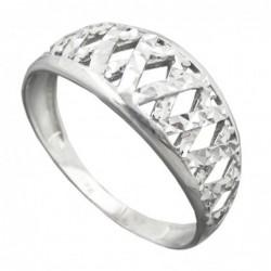 Ring diamantiert...
