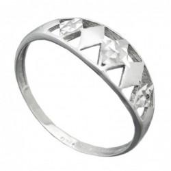 Ring, diamantiert...