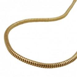 Kette, 2mm Schlangenkette...