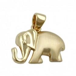 Anhänger 10x15mm Elefant...