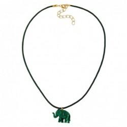 Kette, Elefant mit Kordel...